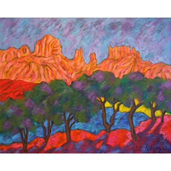 Piedra Rosada, 1989